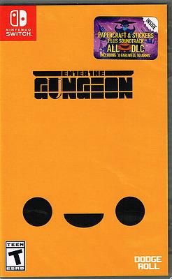 Einfach und sicher online bestellen: Enter the Gungeon Deluxe Edition (US-Import) in Österreich kaufen.