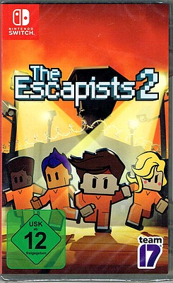 Einfach und sicher online bestellen: The Escapists 2 in Österreich kaufen.