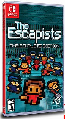 Einfach und sicher online bestellen: The Escapists The Complete Edition (US-Import) in Österreich kaufen.