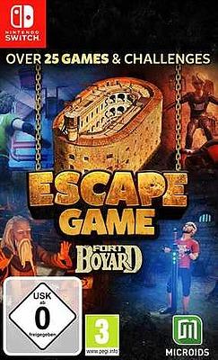 Einfach und sicher online bestellen: Escape Game - Fort Boyard in Österreich kaufen.