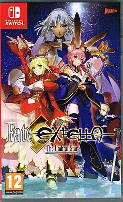 Einfach und sicher online bestellen: Fate/Extella: The Umbral Star (EU-Import) in Österreich kaufen.