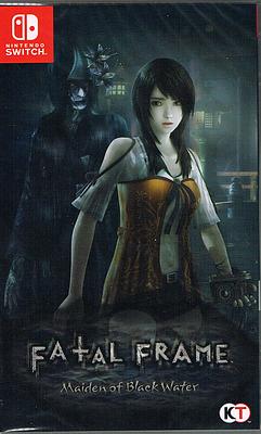 Einfach und sicher online bestellen: Fatal Frame: Maiden of Black Water (Asia) in Österreich kaufen.