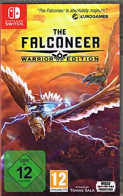 Einfach und sicher online bestellen: The Falconeer Warrior Edition in Österreich kaufen.
