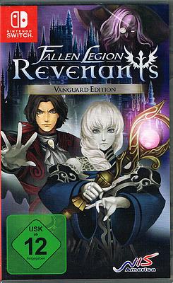 Einfach und sicher online bestellen: Fallen Legion Revenants Vanguard Edition + 3 Boni in Österreich kaufen.