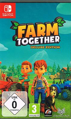 Einfach und sicher online bestellen: Farm Together in Österreich kaufen.