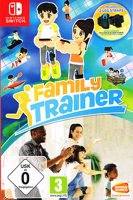 Einfach und sicher online bestellen: Family Trainer inkl. Beingurte in Österreich kaufen.