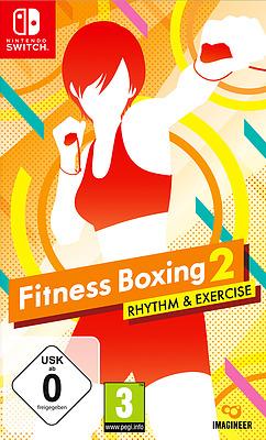 Einfach und sicher online bestellen: Fitness Boxing 2 (AT-PEGI) in Österreich kaufen.