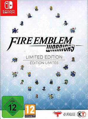 Einfach und sicher online bestellen: Fire Emblem Warriors Limited Edition in Österreich kaufen.