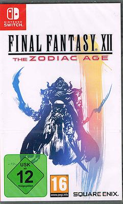 Einfach und sicher online bestellen: Final Fantasy XII: The Zodiac Age in Österreich kaufen.