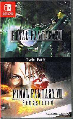 Einfach und sicher online bestellen: Final Fantasy VII & Final Fantasy VIII Remastered in Österreich kaufen.