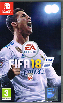 Einfach und sicher online bestellen: FIFA 18 (AT-PEGI) in Österreich kaufen.