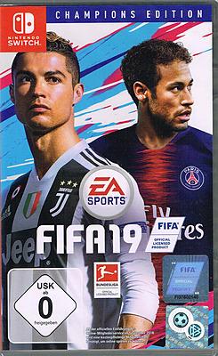 Einfach und sicher online bestellen: FIFA 19 Champions Edition in Österreich kaufen.