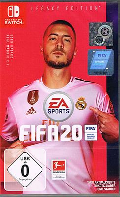 Einfach und sicher online bestellen: FIFA 20 Legacy Edition  in Österreich kaufen.
