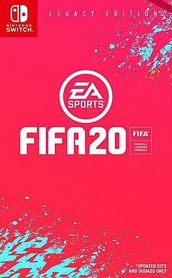 Einfach und sicher online bestellen: FIFA 20 Legacy Edtion (PEGI) in Österreich kaufen.