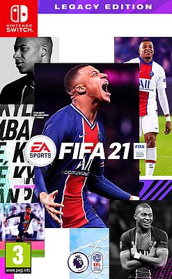 Einfach und sicher online bestellen: FIFA 21 Legacy Edition (AT-PEGI) in Österreich kaufen.