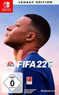 Einfach und sicher online bestellen: FIFA 22 Legacy Edition (AT-PEGI) in Österreich kaufen.