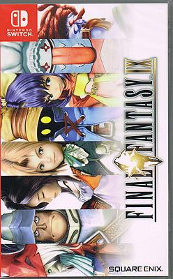 Einfach und sicher online bestellen: Final Fantasy IX (Asia-Version) in Österreich kaufen.
