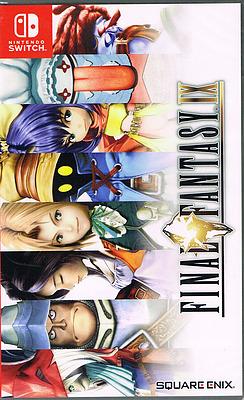 Einfach und sicher online bestellen: Final Fantasy IX (US-Version) in Österreich kaufen.