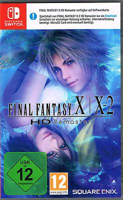 Einfach und sicher online bestellen: Final Fantasy X/X-2 HD Remaster in Österreich kaufen.