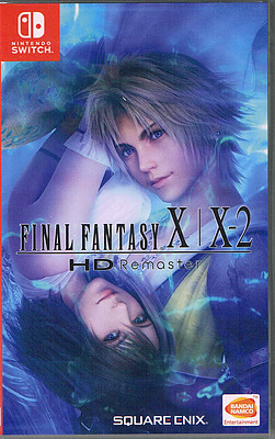Einfach und sicher online bestellen: Final Fantasy X/X-2 HD Remaster (Asien-Import) in Österreich kaufen.