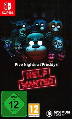 Einfach und sicher online bestellen: Five Nights at Freddy's : Help Wanted in Österreich kaufen.