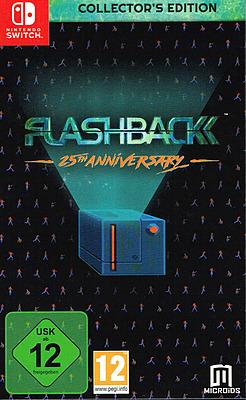 Einfach und sicher online bestellen: Flashback 25th Anniversary Collectors Edition in Österreich kaufen.