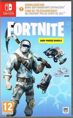 Einfach und sicher online bestellen: Fortnite Deep Freeze Bundle in Österreich kaufen.