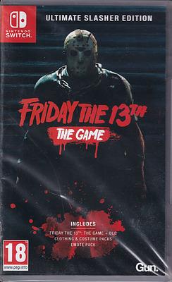 Einfach und sicher online bestellen: Friday the 13th: The Game Ultimate Slasher Edit. in Österreich kaufen.