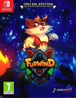Einfach und sicher online bestellen: Furwind Special Edition (PEGI) in Österreich kaufen.