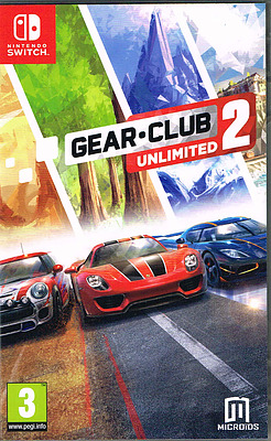 Einfach und sicher online bestellen: Gear Club Unlimited 2 in Österreich kaufen.