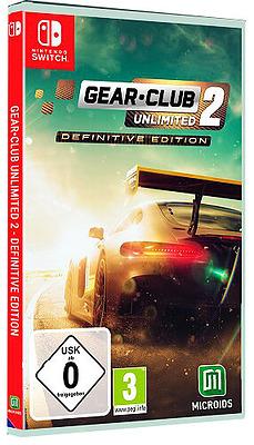 Einfach und sicher online bestellen: Gear Club Unlimited 2 Definitive Edition in Österreich kaufen.