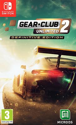 Einfach und sicher online bestellen: Gear Club Unlimited 2 Definitive Edition (PEGI) in Österreich kaufen.
