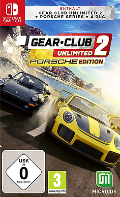 Einfach und sicher online bestellen: Gear Club Unlimited 2 Porsche Edition in Österreich kaufen.