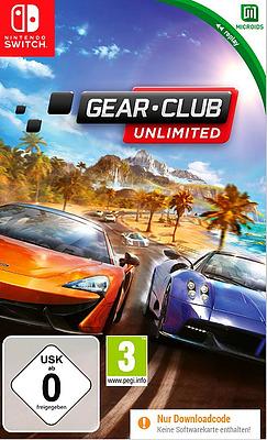 Einfach und sicher online bestellen: Gear Club Unlimited in Österreich kaufen.