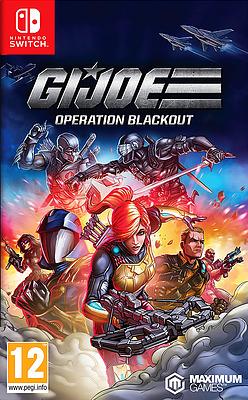 Einfach und sicher online bestellen: GI Joe Operation Blackout (PEGI) in Österreich kaufen.