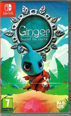 Einfach und sicher online bestellen: Ginger: Beyond the Crystal (PEGI) in Österreich kaufen.