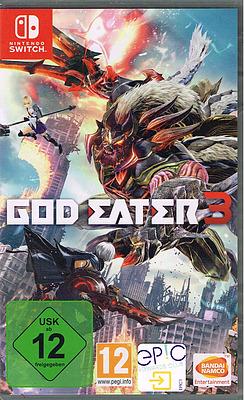 Einfach und sicher online bestellen: God Eater 3 in Österreich kaufen.