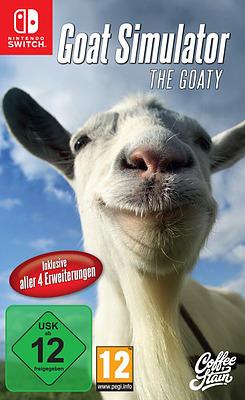 Einfach und sicher online bestellen: Goat Simulator: The Goaty in Österreich kaufen.