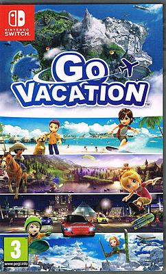 Einfach und sicher online bestellen: Go Vacation (AT-PEGI) in Österreich kaufen.