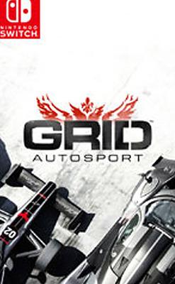 Einfach und sicher online bestellen: GRID: Autosport in Österreich kaufen.