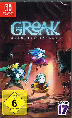 Einfach und sicher online bestellen: Greak: Memories of Azur in Österreich kaufen.