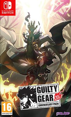 Einfach und sicher online bestellen: Guilty Gear 20th Anniversary Day One Edition (AT) in Österreich kaufen.