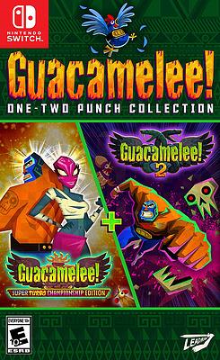 Einfach und sicher online bestellen: Guacamelee! One-Two Punch Collection in Österreich kaufen.