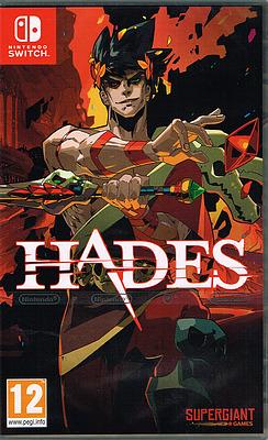 Einfach und sicher online bestellen: Hades (PEGI) in Österreich kaufen.