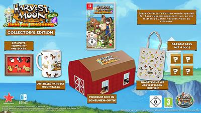 Einfach und sicher online bestellen: Harvest Moon: Light of Hope Collectors Edition in Österreich kaufen.