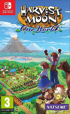 Einfach und sicher online bestellen: Harvest Moon: One World (AT-PEGI) in Österreich kaufen.