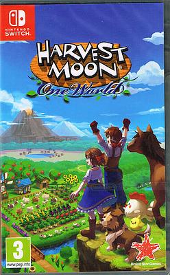 Einfach und sicher online bestellen: Harvest Moon: One World (PEGI) in Österreich kaufen.