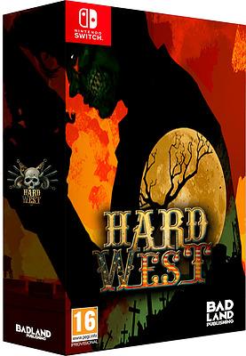 Einfach und sicher online bestellen: Hard West Collectors Edition (PEGI) in Österreich kaufen.