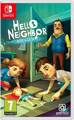 Einfach und sicher online bestellen: Hello Neighbor: Hide & Seek in Österreich kaufen.