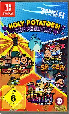 Einfach und sicher online bestellen: Holy Potatoes! Compendium in Österreich kaufen.